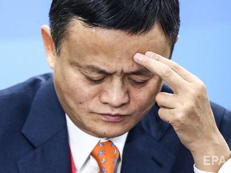 56-річний Джек Ма зник майже на три місяці після досить жорсткої критики на адресу влади Китаю