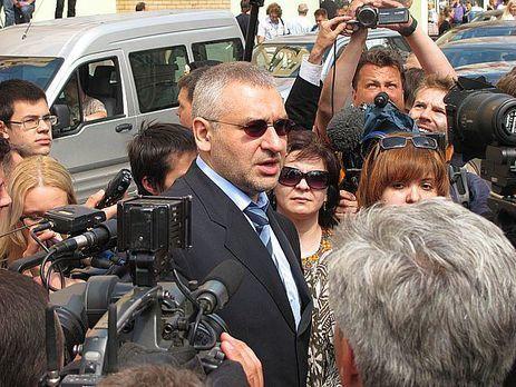 «Живите сэтим»: Фейгин раскрыл темник русских СМИ поделу украинца Сущенко