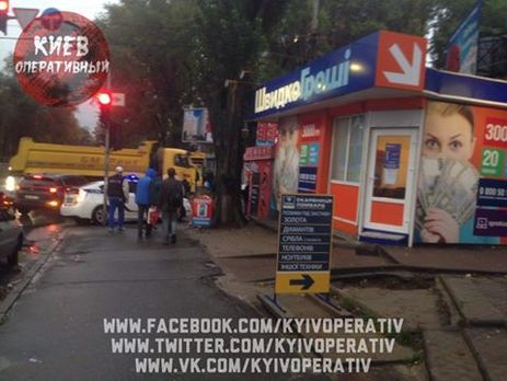 ВКиеве задержали мужчину, совершившего несколько разбойных нападений сигрушечным пистолетом