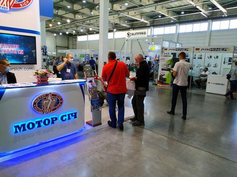 """ПАО """"Мотор Січ"""" один из крупнейших мировых производителей двигателей для авиационной техники, а также промышленных газотурбинных установок"""