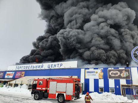 Пожар произошел 2 февраля