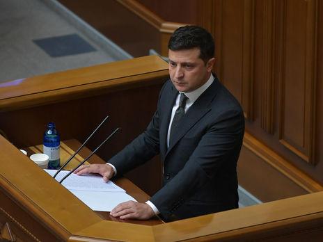 ОПЗЖ заявила о намерении отстранить Зеленского в порядке импичмента