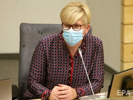 """Шимоніте назвала """"не благом"""" ситуацію з російською вакциною"""