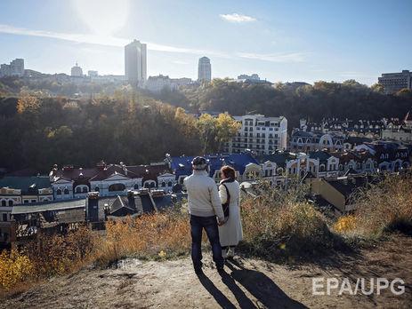 Киев вошел вТОП-10 самых общедоступных городов Европы для туристов