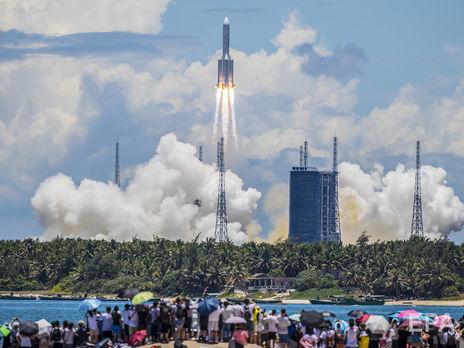 Миссия Tianwen-1 стартовала с Земли 23 июля 2020 года