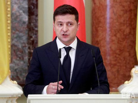 Зеленський підписав закон 10 лютого