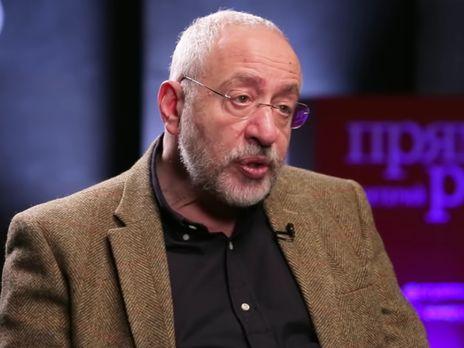 Сванидзе с 1991 года работает на российском телевидении