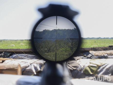 Олифер: Украина строго поставила вопрос срыва разведения вооружения вСтанице Луганской