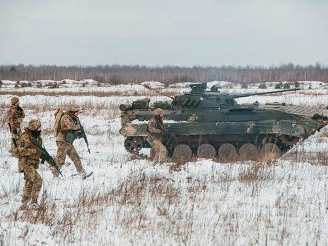 С начала февраля на Донбассе погибло как минимум восемь украинских военнослужащих