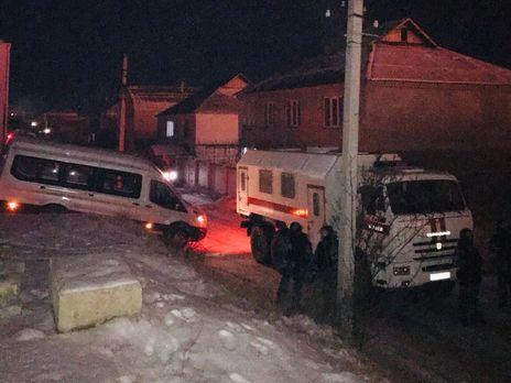 Співробітники ФСБ обшукували будинки кримських татар із 4.00