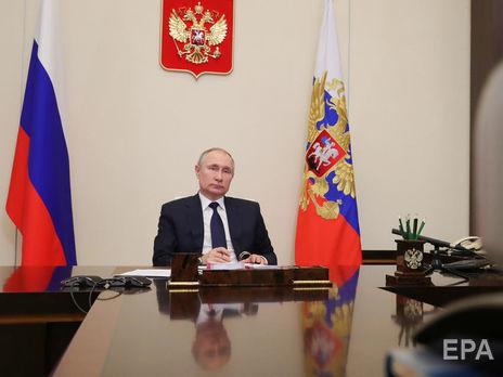 """Путін вважає, що наближення думських виборів """"підвищує градус дискусії"""" в парламенті"""
