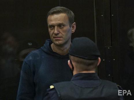2 февраля суд заменил Навальному условный срок на реальный