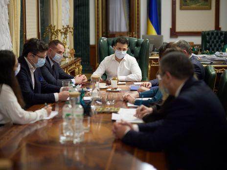 Зеленський ветував закон 18 лютого