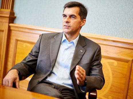 Жмак запропонував створити цільовий Державний фонд розвитку залізничного транспорту