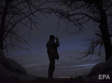 С начала суток 19 февраля боевики не нарушали режим тишины на Донбассе