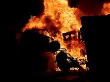 Арест рэпера в Испании спровоцировал массовые беспорядки, десятки людей ранены. Фоторепортаж
