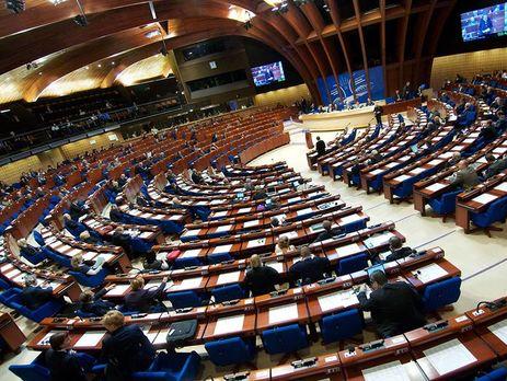 Проект резолюции ПАСЕ называет агрессиюРФ наДонбассе «военной интервенцией»