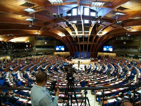 ПАСЕ приняла две антироссийские резолюции