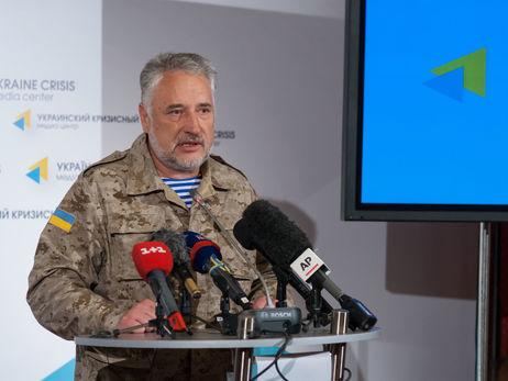 Жебривский предложил Олланду провести предвыборную агитацию наДонбассе