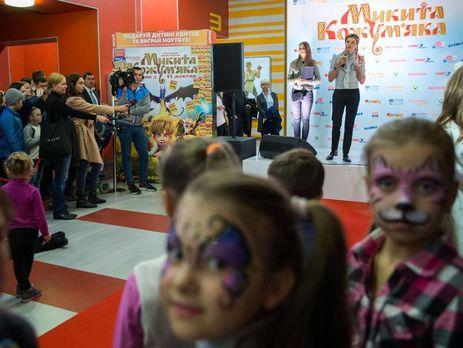 Украинский мультфильм «Никита Кожемяка» впервый раз  выйдет вмировой прокат