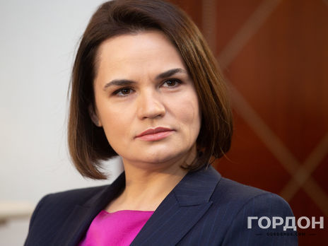 Тихановская: Несмотря на огромную любовь к мужу, я не могу отделить Сергея от всех остальных