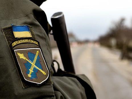 Война на Донбассе продолжается седьмой год