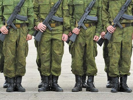 По словам Наева, сухопутная группировка РФ в Крыму составляет более 11,5 тыс. военнослужащих