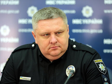 Андрій Крищенко: Було введено план спеціальної поліцейської операції і Києві, і під час відпрацювання затримано два автобуси