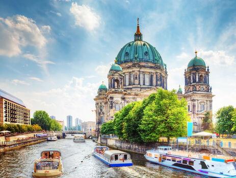 Леся Украинка провела в Берлине около полугода