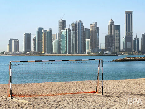 Катар получил право проводить Чемпионат мира по футболу в 2010 году