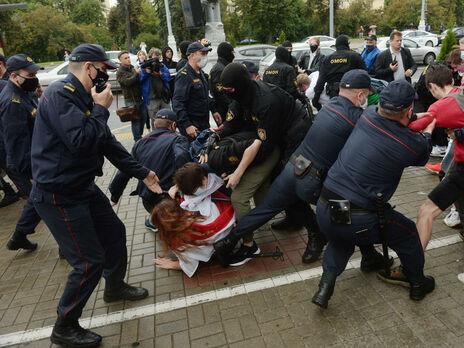 """Гончаренко считает, что Украина """"своим молчанием поддерживает режим Лукашенко"""""""