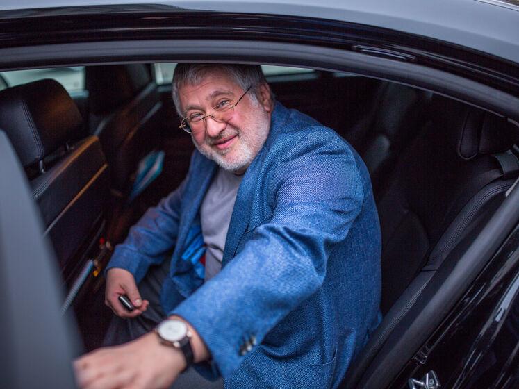 Данилюк спросил, готовится ли экстрадиция Коломойского, Венедиктова ответила