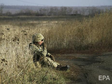 Від початку доби 27 лютого серед українських військових утрат немає, зазначили у штабі