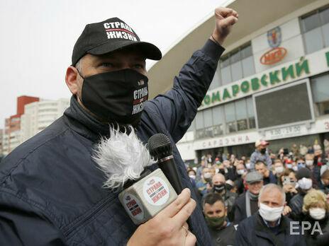 Тихановскому инкриминируют грубое нарушение общественного порядка