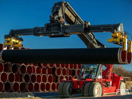 Газопровод должен связать Россию с Германией