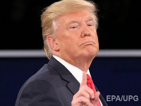 Трамп опровергает обвинения вприставаниях кженщинам