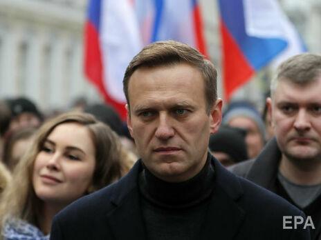 Навального арестовали сразу по возвращении в Россию 17 января