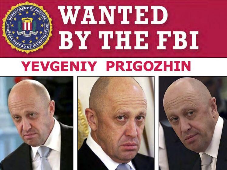 """$250 тысяч за помощь в аресте. За что ФБР разыскивает """"повара Путина"""" Пригожина и еще 12 россиян с """"фабрики троллей"""". Главное"""
