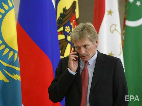 Песков не исключил возобновления полноформатных боевых действий на Донбассе