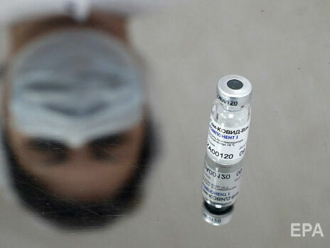 Аргентина отримала 600 тис. доз російської вакцини проти COVID-19