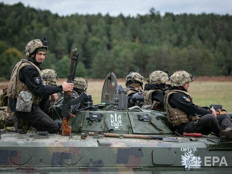 Україна активізувала співпрацю з НАТО після анексії Криму і початку війни на Донбасі