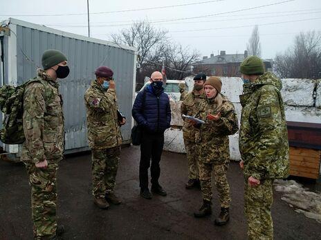 С марта 2015-го с участием британских инструкторов подготовлено более 22 500 украинских военнослужащих