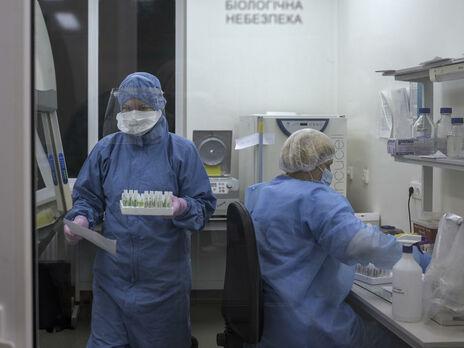 В Україні підтвердили понад 1,4 млн випадків COVID-19