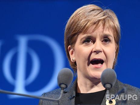 Новый референдум онезависимости Шотландии может пройти довыхода Великобритании изЕС
