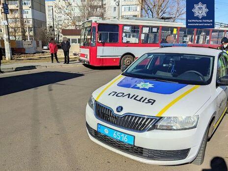 Водителя троллейбуса госпитализировали