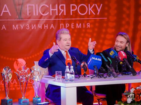 """Шоу пройдет 29 апреля во Дворце """"Украина"""", рассказали организаторы"""