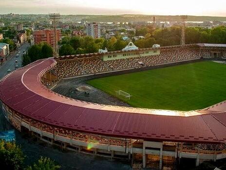 5 березня в Тернополі стадіон перейменували на честь Шухевича