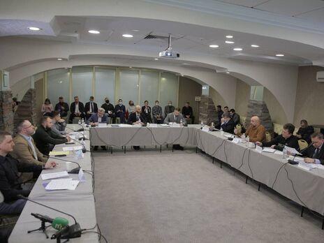 Участники обсудили комплекс мер, направленных на возвращение и реинтеграцию временно оккупированных территорий