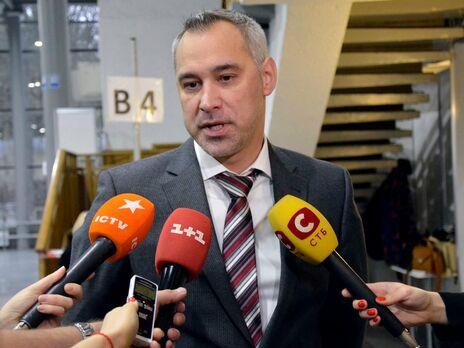 Рябошапка сказав, що якби він керував Офісом генпрокурора, то питання видання Коломойського США було б реальним
