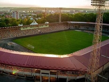 5 марта в Тернополе стадион переименовали в честь Шухевича
